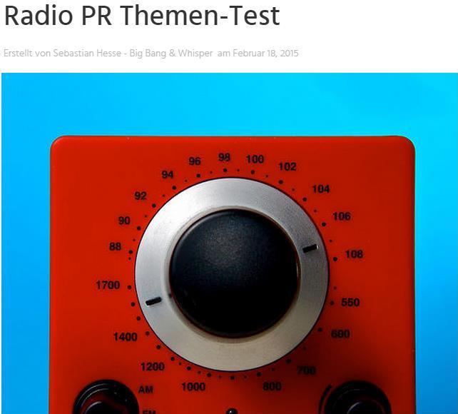 Radio-PR_Test